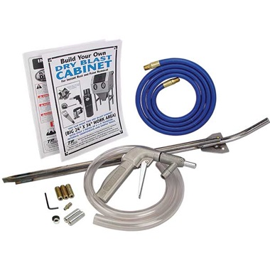 Build-Your-Own Skat Blast Cabinet Kit - Trigger Operating System