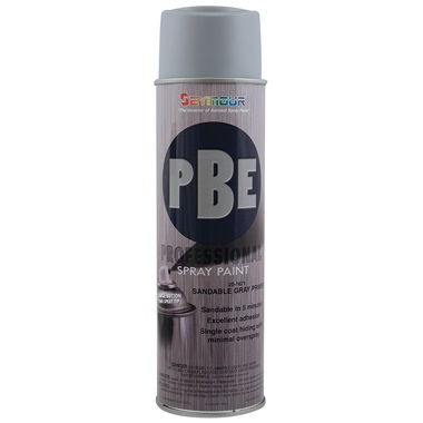 SEYMOUR® PBE Professional Sandable Primer - Gray, 15 oz