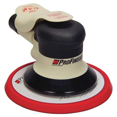 "Hutchins ProFinisher™ 600 6"" Aggressive Air Sander"