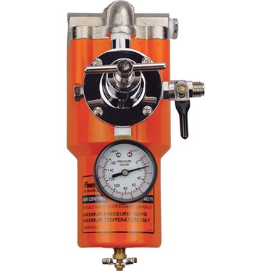 DeVILBISS® 80 cfm Filter/Regulator Combo