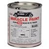 Gloss Black Miracle Paint, Quart