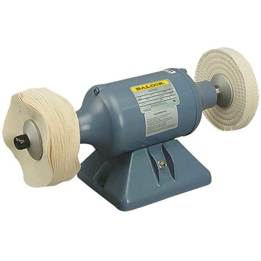 BALDOR® 1/3HP Bench-Mount Buffer