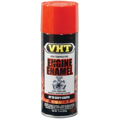 VHT® 550°F Engine Enamel - Chevrolet Orange, 11 oz