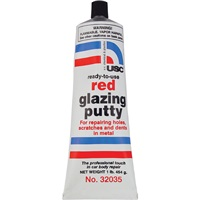 USC Red Glazing Putty