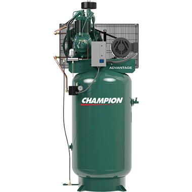 Champion® 7.5HP 2-Stage 80-Gal Air Compressor