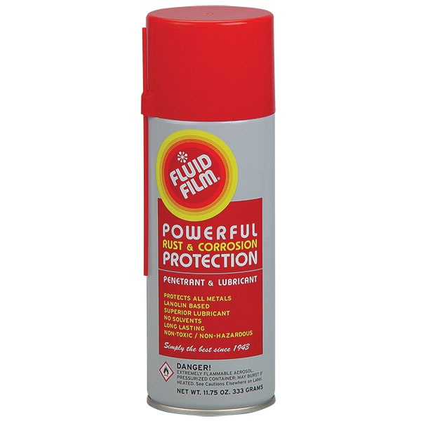 Fluid Film® Lubricant & Rustproofing Material - 11.75 oz Spray