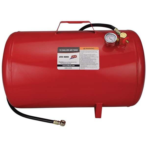 ATD 10-Gallon Portable Air Tank