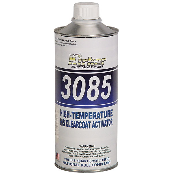 High-Temperature (Slow) High-Solids Clearcoat Activator