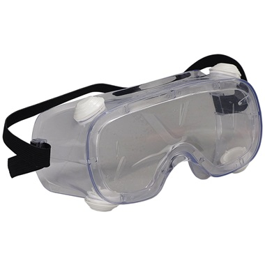 Ventilated Safety Goggles