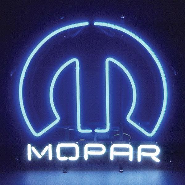 Mopar Omega Neon Sign