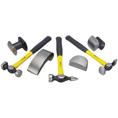 7-Pc Auto Body Repair Kit
