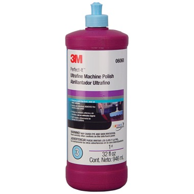 3M™ Perfect-It™ Ultrafine Machine Polish - Step 3