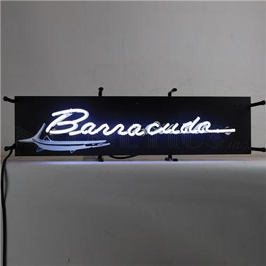 Barracuda Junior Neon Sign