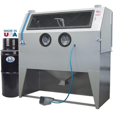 USA 970-DLX Deluxe Abrasive Blast Cabinet