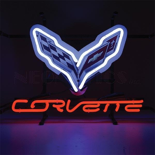 Corvette C7 Junior Neon Sign