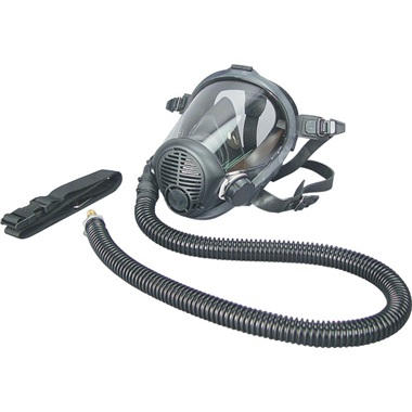 Opti-Fit Full-Face Mask Air-Supplied Respirator