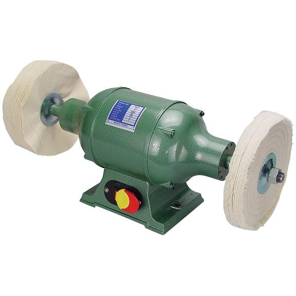 TP Tools® 3/4HP Medium-Duty Bench-Mount Buffer