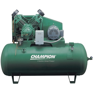Champion® 15HP 2-Stage 120-Gal Air Compressor
