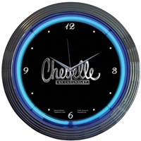 Chevelle Neon Wall Clock