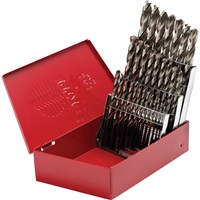 29-Pc X6-Chrome Drill Bit Set