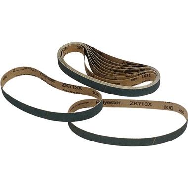 "100 Grit Sanding Belt - 13/16"" x 20-1/2"""