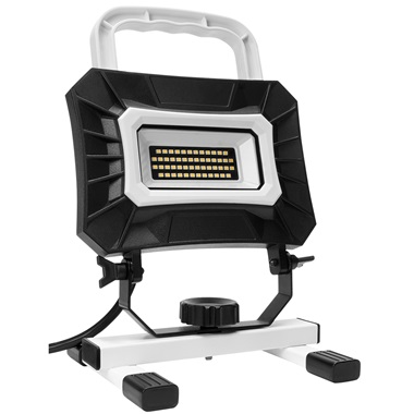Performance Tool® Portable 120-Volt Worklight - 2633 Lumens