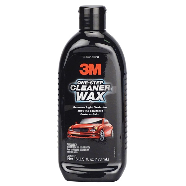 3M™ One-Step Cleaner Wax