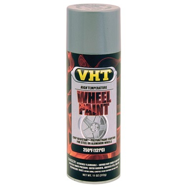VHT® Wheel Paint - Chevy Rally Silver, 11 oz