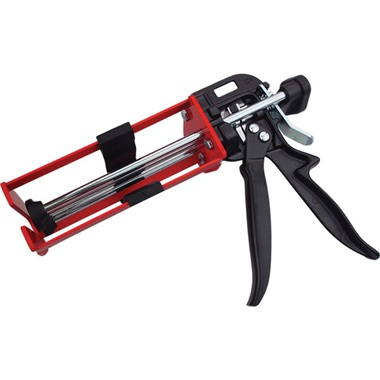 Heavy-Duty Dual-Cartridge Applicator Gun