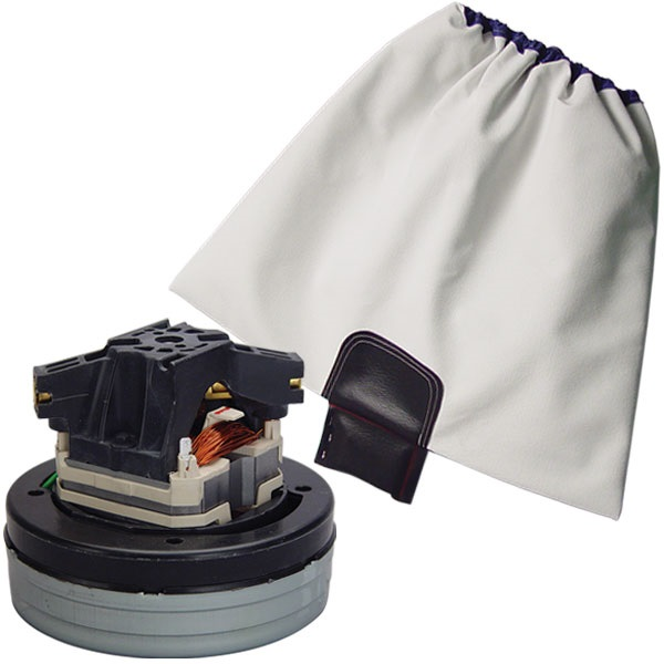 Old-Style Vac Bag and 6008-00 Motor Kit