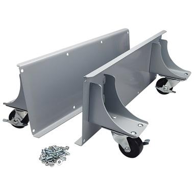 "Skat Blast Standard Cabinet Wheel Kit - Fits 22""D Cabinets"