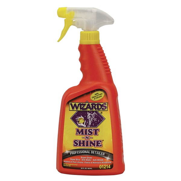 Wizards® Mist-n-Shine™, 22 oz Spray