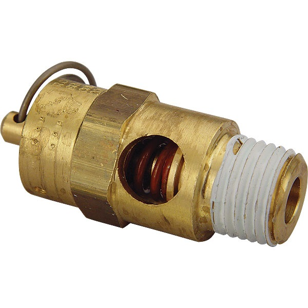 Air Compressor Air Safety Valve - 190 psi