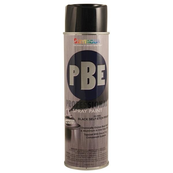 SEYMOUR® PBE Professional Self-Etching Primer - Black, 15 oz
