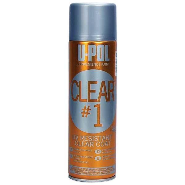U-Pol® #1 High-Gloss Clear, 15 oz