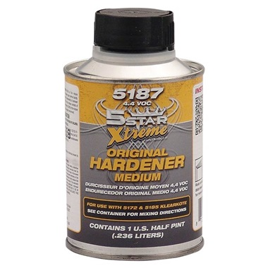 5STAR® Xtreme Medium Klearkote Hardener, 8 oz