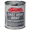 Bill Hirsch Cast Iron Gray, pint can