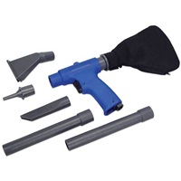 Air Vac & Blow Gun Kit