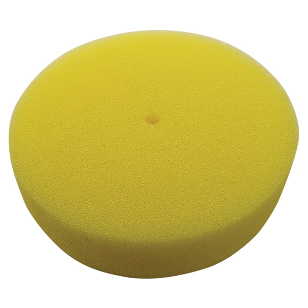 "3-1/2"" Dia Yellow Foam Pad"