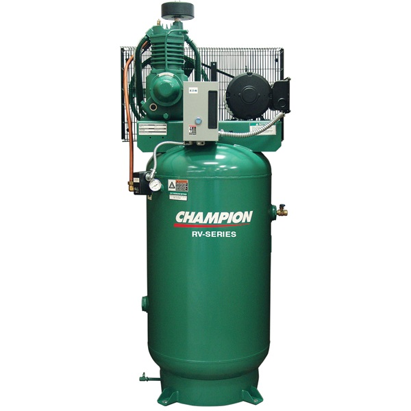 Champion® Heavy-Duty 5HP 2-Stage 80-Gal Air Compressor