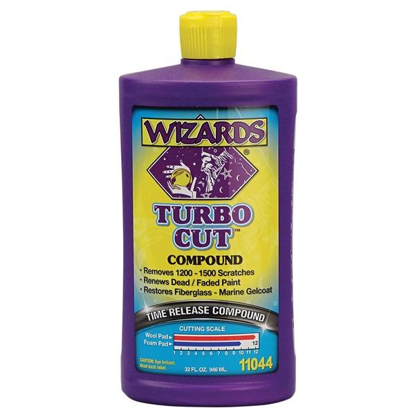 Wizards® Turbo Cut™ Compound, Qt