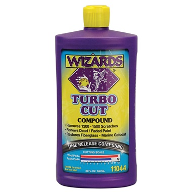 Wizards® Turbo Cut™ Compound, Qt