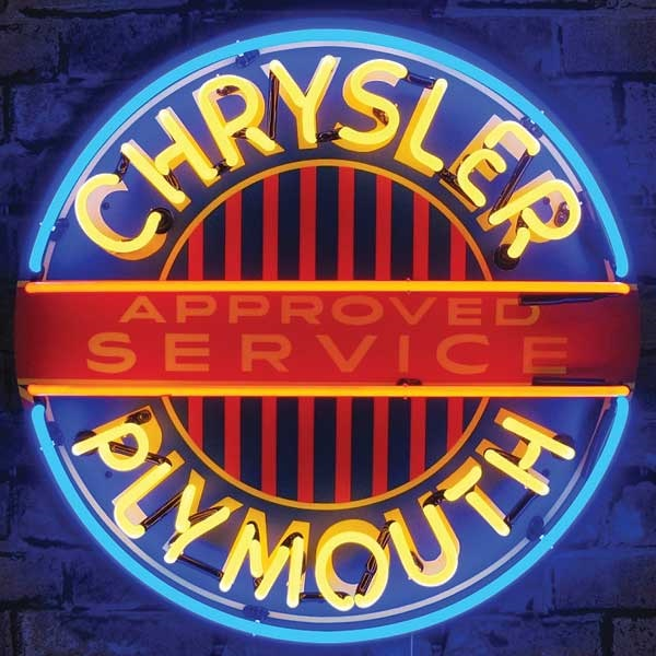 Chrysler-Plymouth Neon Sign