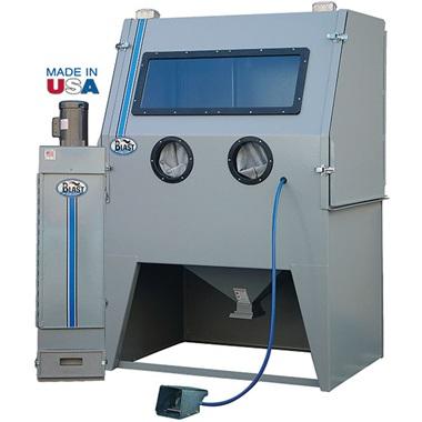 USA 1436 Pro Restorer Abrasive Blasting Cabinet