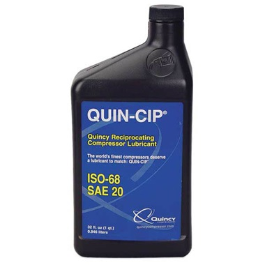 Quincy QUIN-CIP® Compressor Oil - 20 Wt