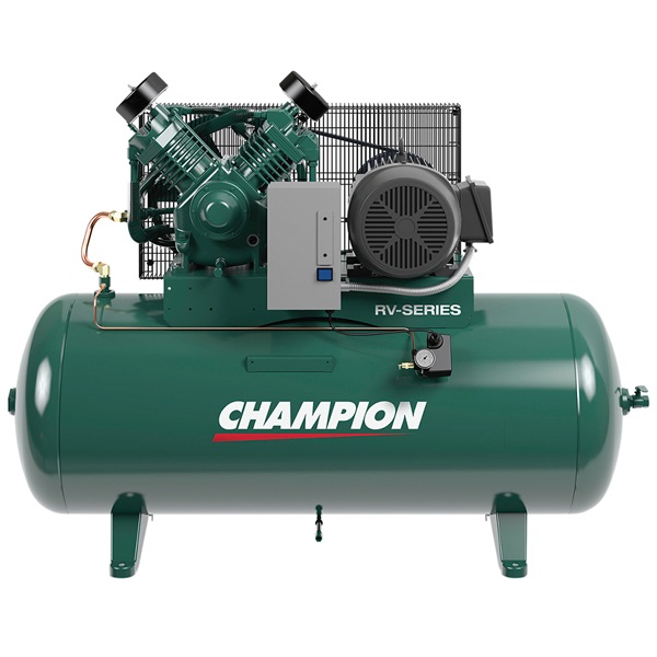 Champion® Heavy-Duty 10HP 2-Stage 120-Gal Air Compressor