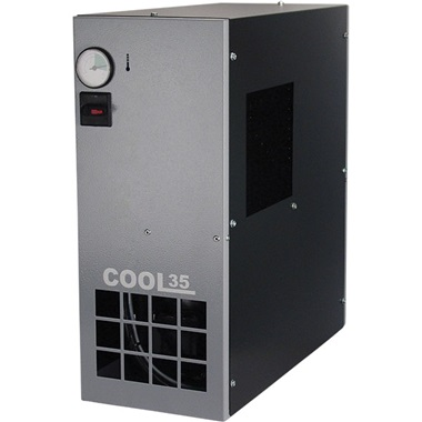"Quincy ""Cool Dryer"" Refrigerated Air Dryer - 35 cfm"