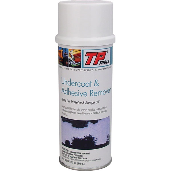 TP Tools® Undercoat & Adhesive Remover
