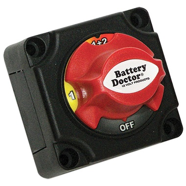 Master Battery Disconnect Switch