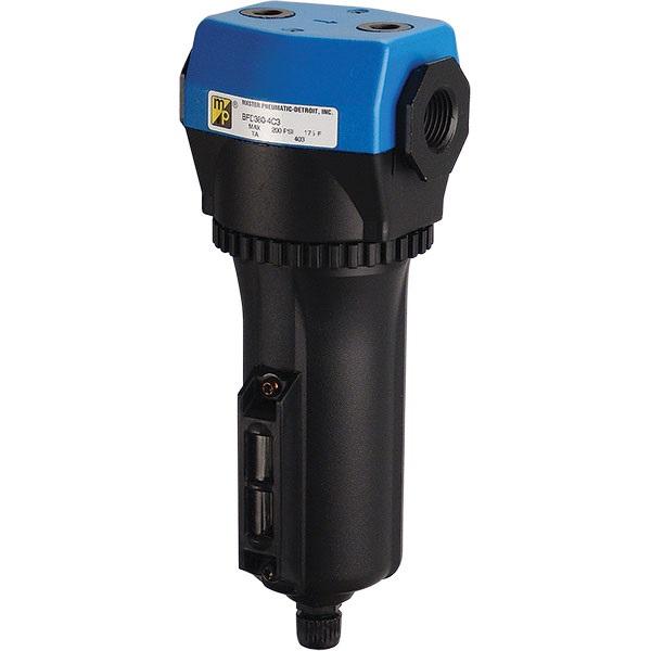 """1/2"""" Deluxe Inline/Modular Water Separator"""